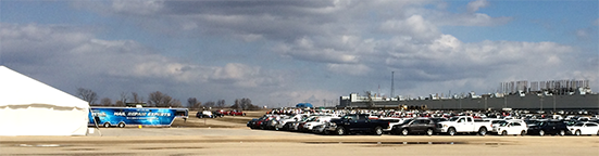 Handling Hail and the Elements to Bring New Cars Back to Shape in Illinois!