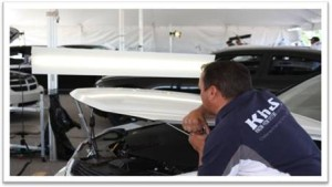 Hail Pelts the St. Louis Area. KhS Hail Repair Experts are Ready to Fix the Damage.